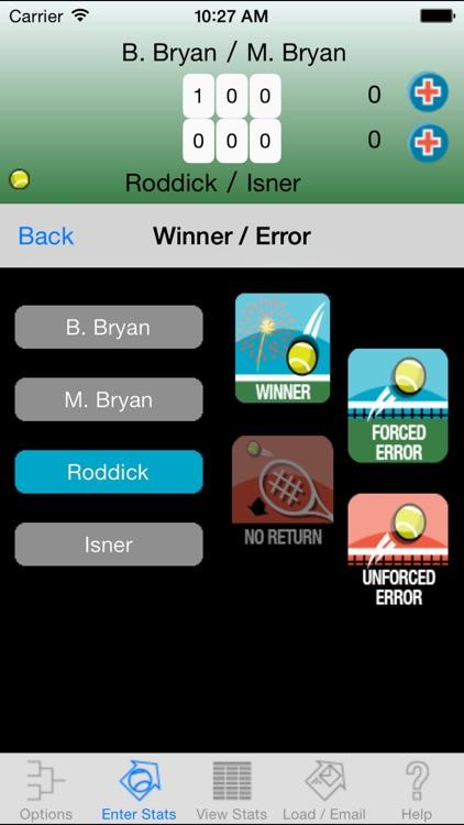 My Tennis Stats screenshot-3