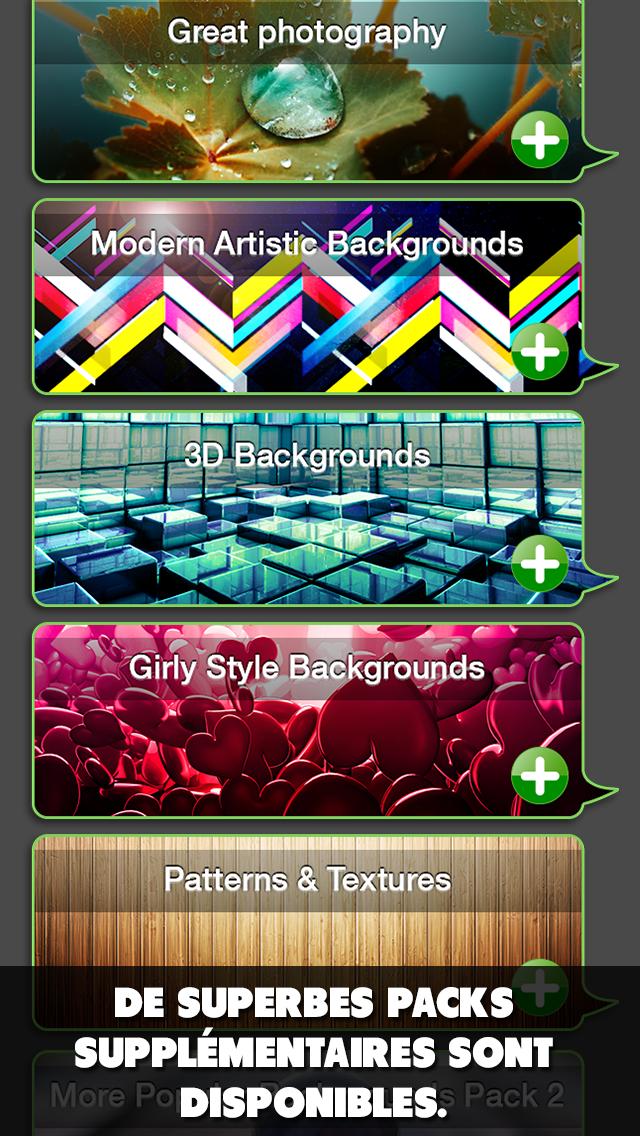 download Fond d'écran pour ton application de messagerie apps 1