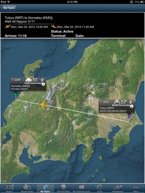 Tokyo Narita Airport Pro (NRT) + Flight Tracker HD