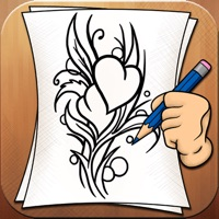 Codes for Learning To Draw Tattoo and Mehndi Hack