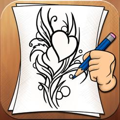Aprender A Desenhar Tatuagem E Mehndi Na App Store