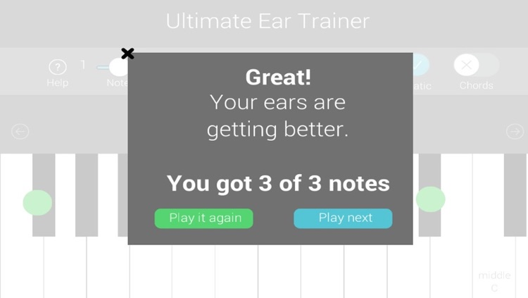 Ultimate Ear Trainer screenshot-3
