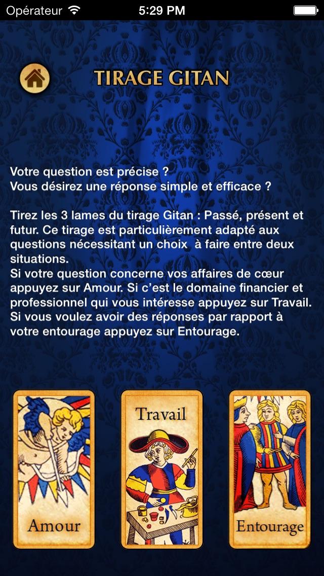download Le Tarot de Marseille apps 1