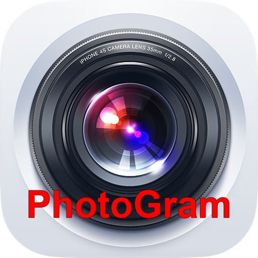 Ultimate PhotoGram.Photo editing and sharing icon