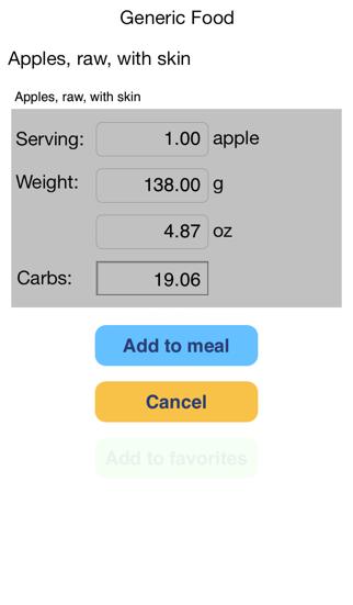 Diabetes Personal Calculatorのおすすめ画像2