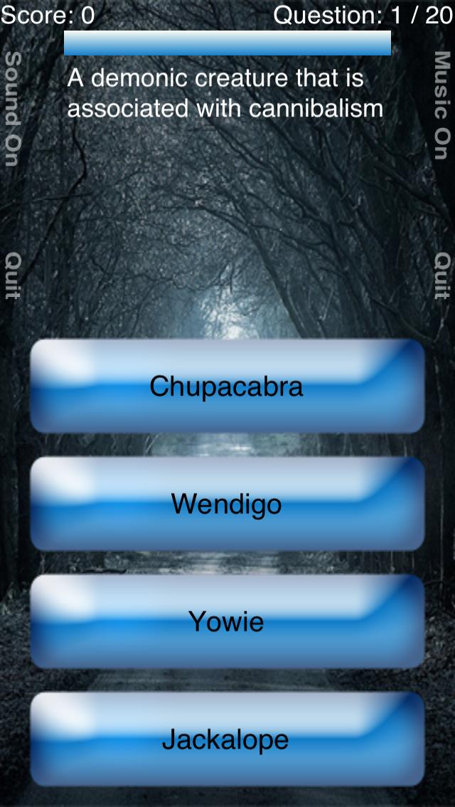 Quiz4 Monster Legends screenshot three