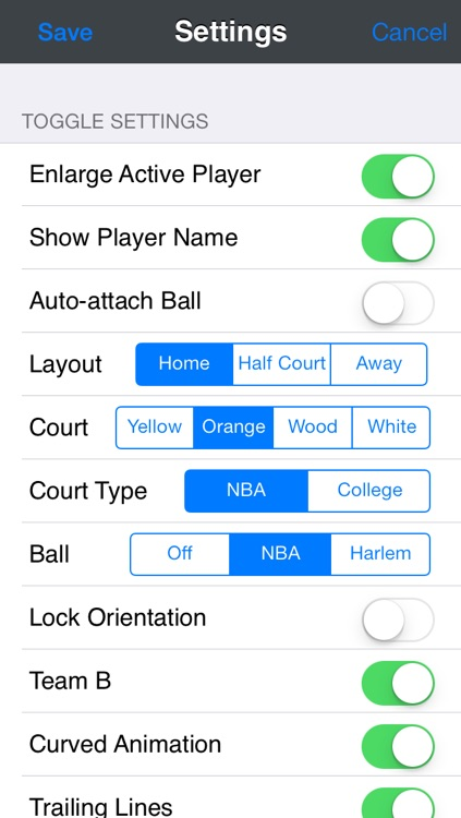 Basketball Strategy Tool screenshot-3