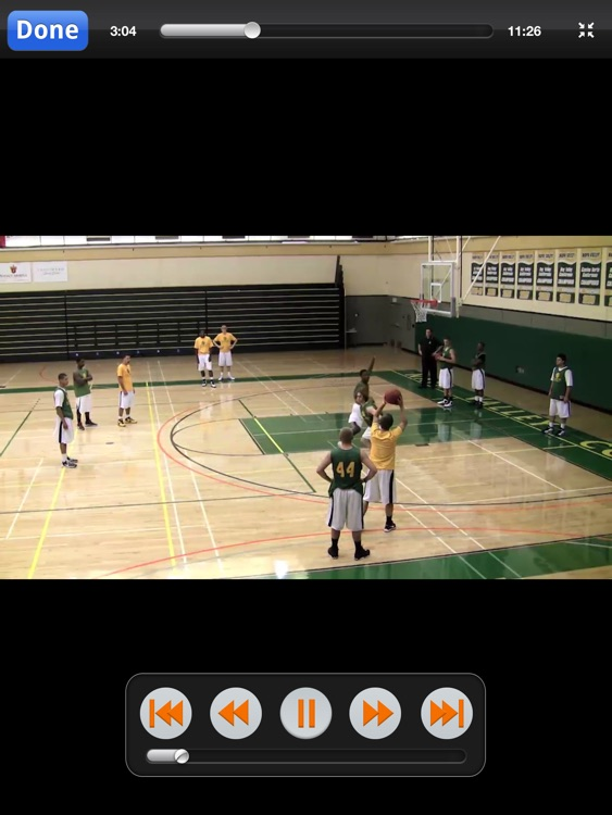 Assembly Line Skill Builders: Team Drills & Skills - With Coach Jamie Angeli - Full Court Basketball Training Instruction - XL screenshot-4
