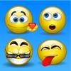 表情ラ- gif图、趣味字で、支持でメールを発送、qq、twitter、Facebook - iPhoneアプリ