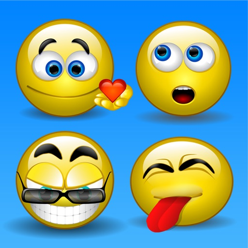 Emoji Keyboard & Emoticon - Animated Emojis Stickers & Pop Emoticons Icons Art For Kik,WhatsApp,Facebook Messenger iOS App