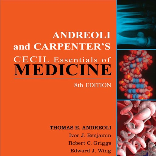 Andreoli and Carpenter's Cecil Essentials of Medicine, 8th ed.