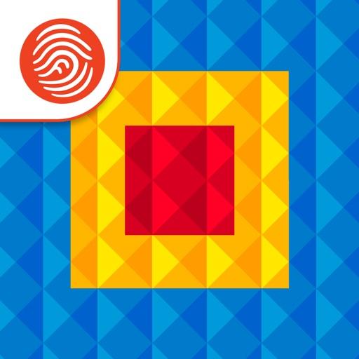 Qixel - A Fingerprint Network App