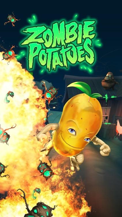 Zombie Potatoes