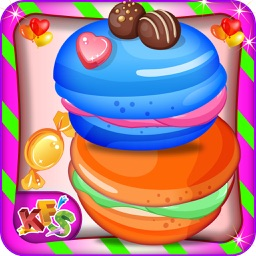 Ice Cream Cookie Maker – Bake carnival food in this bakery cooking game for kids