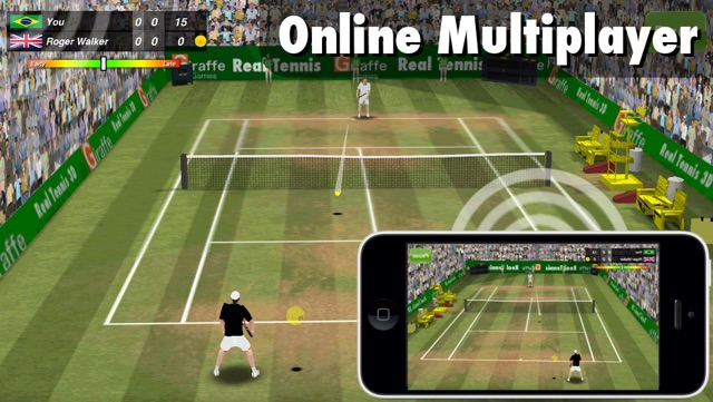 Tennis Champion Screenshot