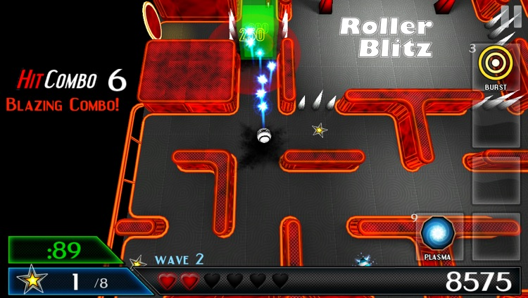 Roller Blitz screenshot-1