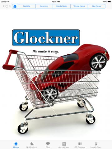Скриншот из Glockner.com Honda Toyota GM for iPad