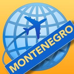 Montenegro Travelmapp