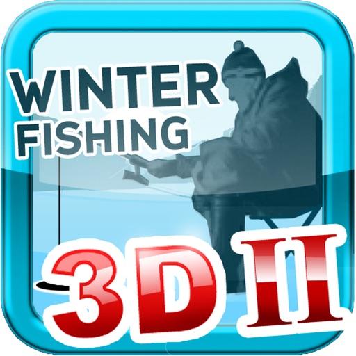 Зимняя рыбалка 3D - II