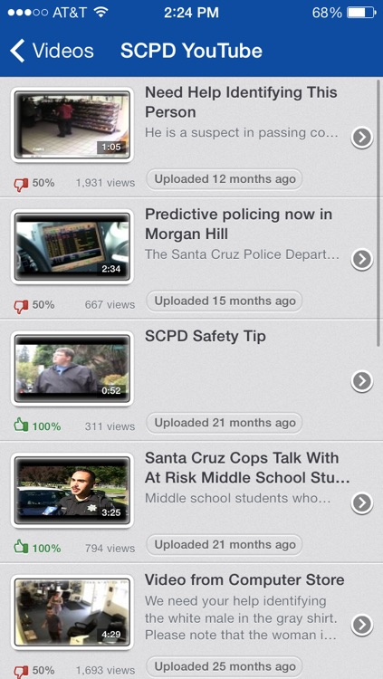 Santa Cruz Police screenshot-2