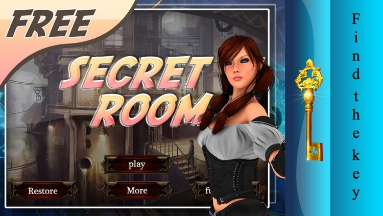 Hidden Objects : Secret Room