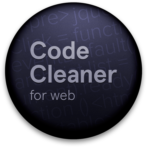 Code Cleaner for Web