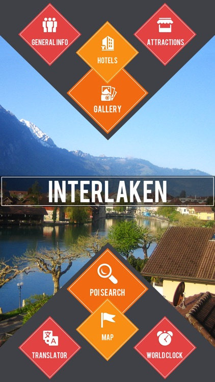 Interlaken Offline Travel Guide