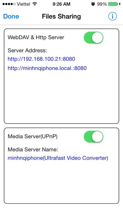 Ultrafast Video Converter screenshot-3