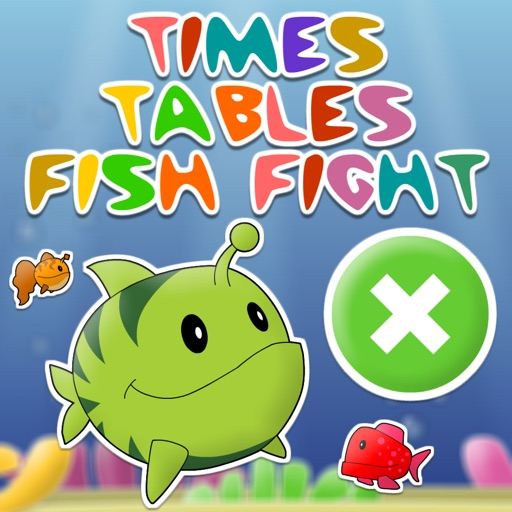 Times Tables Fish Fight HD