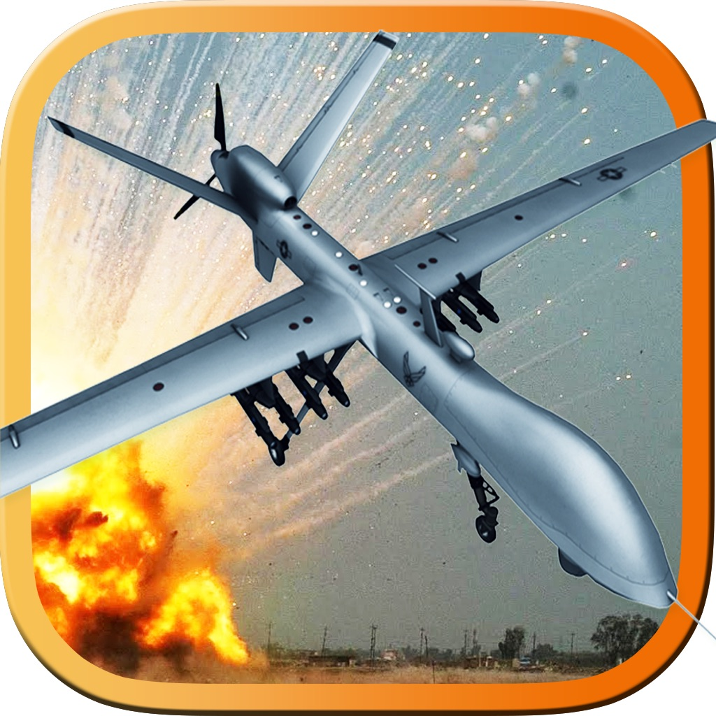 Air-Combat Drone Test Pilot Missile Attack Sim 3D hack