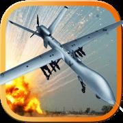 Air-Combat Drone Test Pilot Missile Attack Sim 3D
