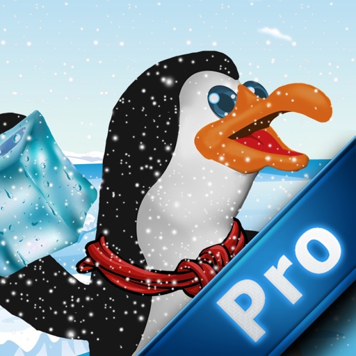 Happy Pinguin Jump Pro icon