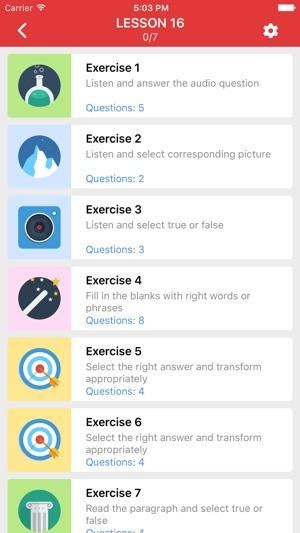 Japanese Exercises - Minna Mondai on the App Store