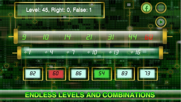Sequences - train your brain professional screenshot-3