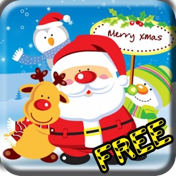 Santa and Christmas Matching Free Game by Games For Girls, LLC