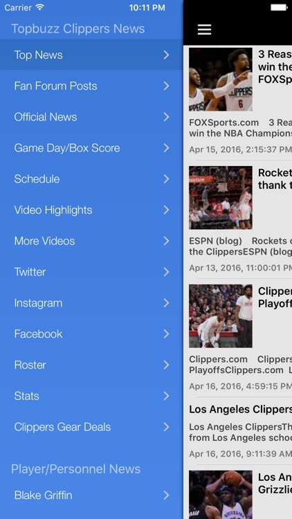 News Surge for Clippers Basketball News Free