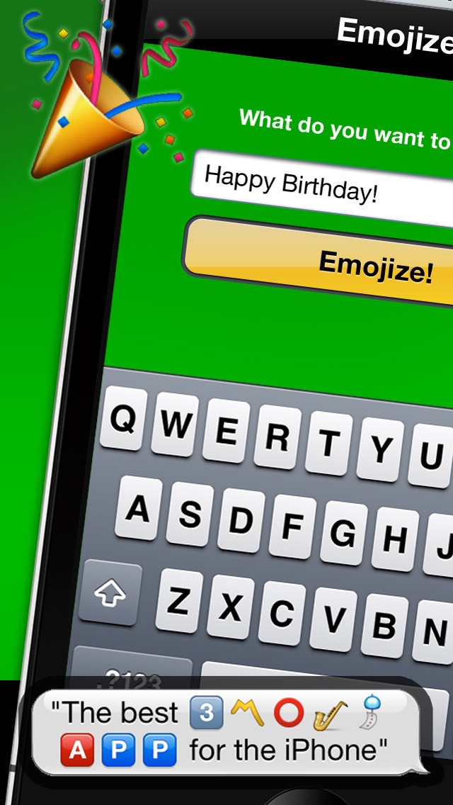 Emojizer Emoji Words And Names That Transform To Emoticons review screenshots