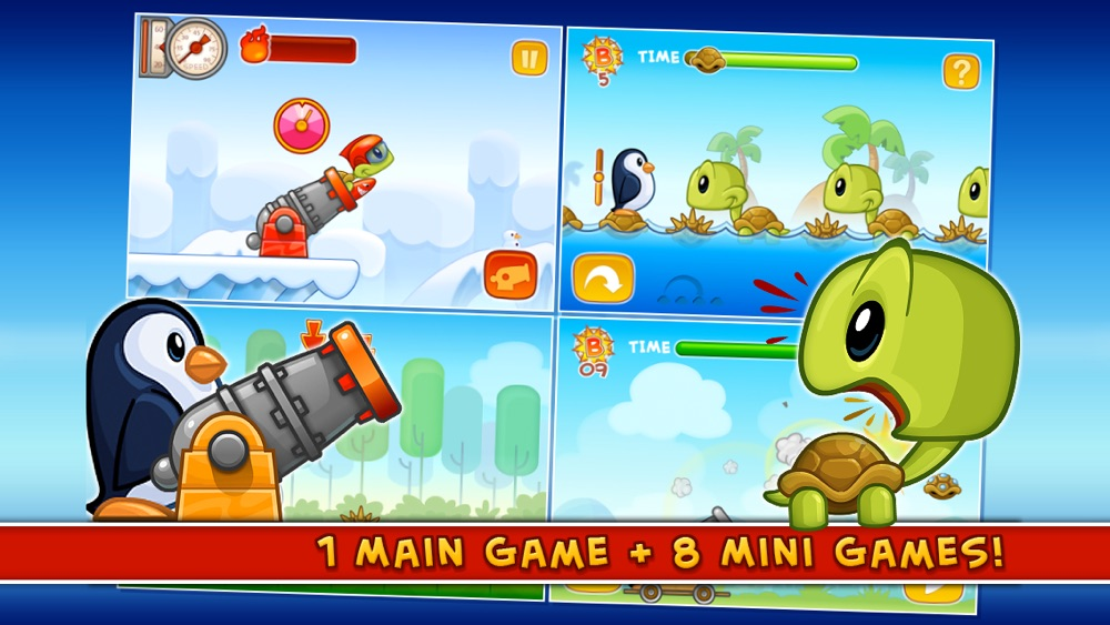 Turtles, Huh? – Learn to Fly