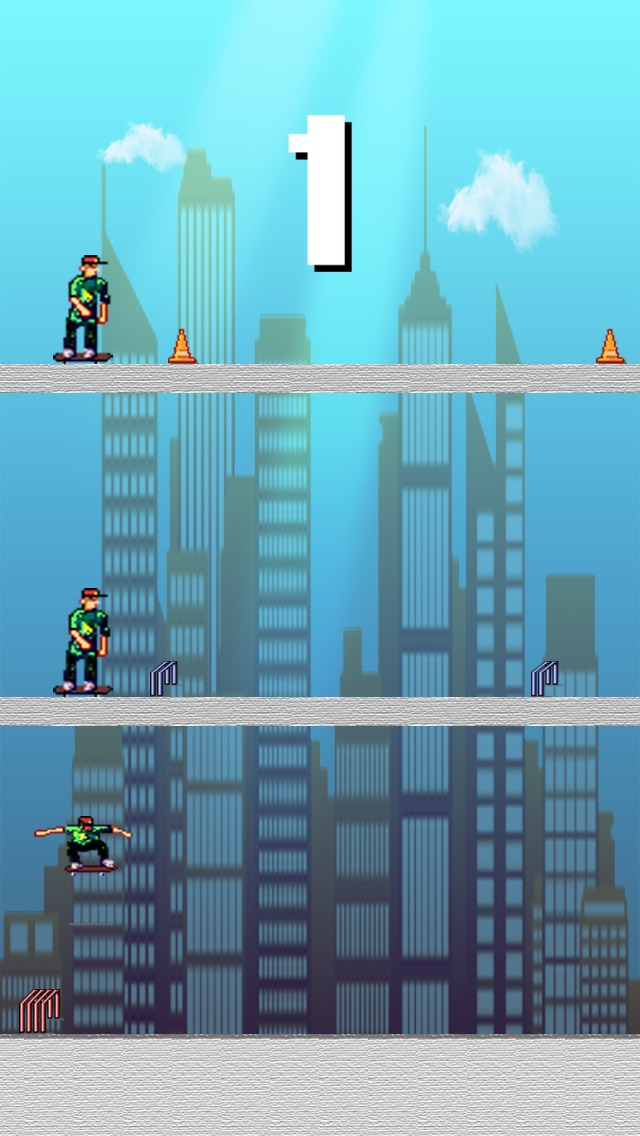 Make them Skate – no one jump or dies today! Cheat Codes