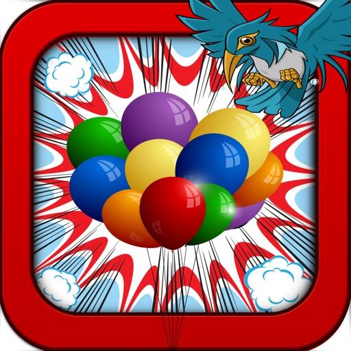 The Epic Balloon Crush Game - Battle Balloons Games iOS App