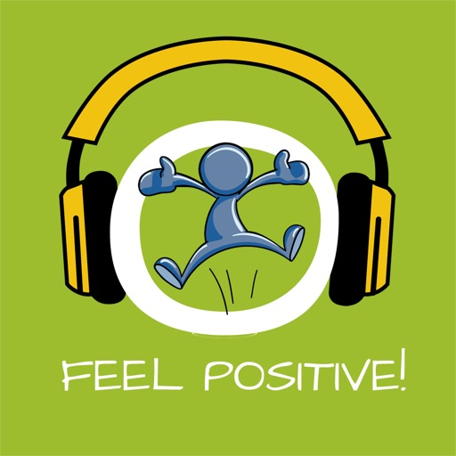 Feel positive! Learn positive thinking by hypnosis! icon
