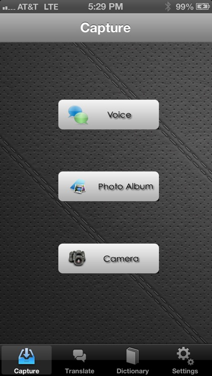 Blink! Full - Voice and Photo Recognition & Translator