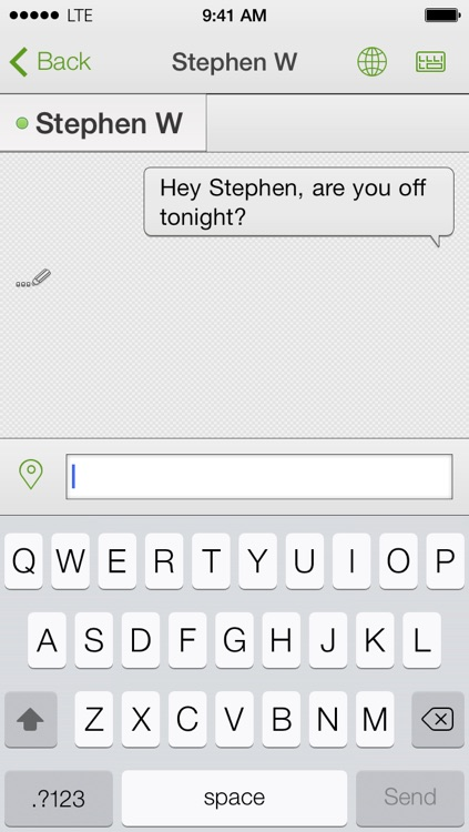 TalkRoom for Google Talk screenshot-1