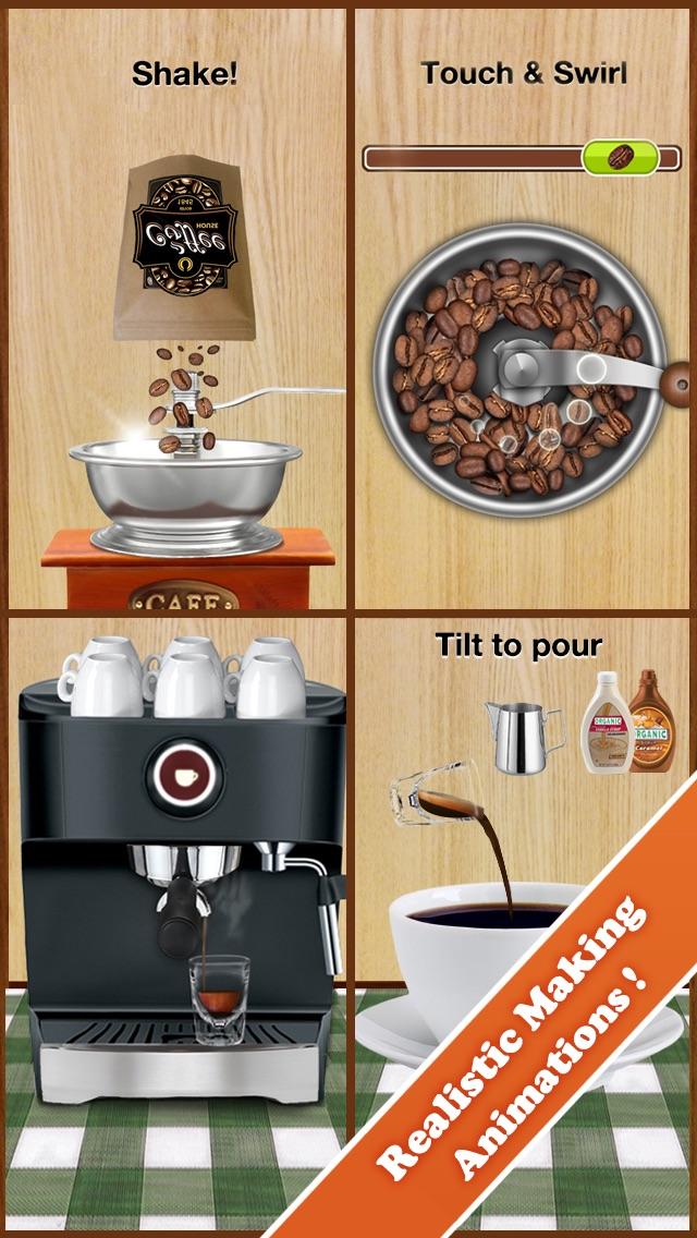 Coffee Maker Screenshot on iOS