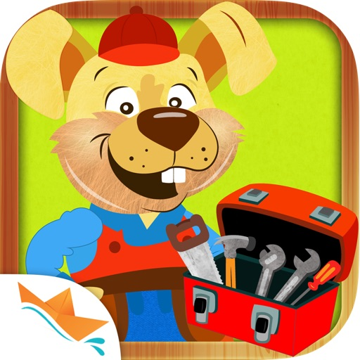 Alex The Handyman - Kids Educational App icon