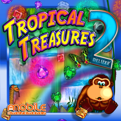 Tropical Treasures 2 Deluxe icon