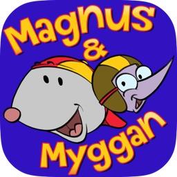 Magnus och Myggan - Film och Fest