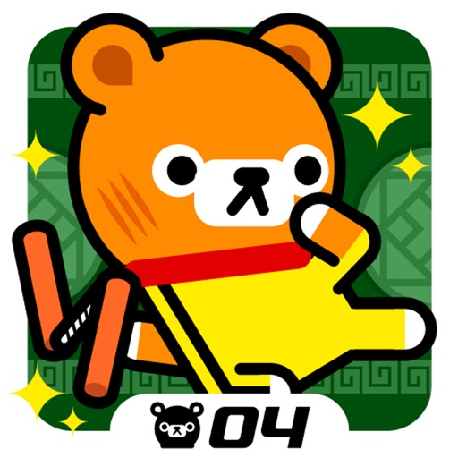 KungFu Battle -- Tappi Bear