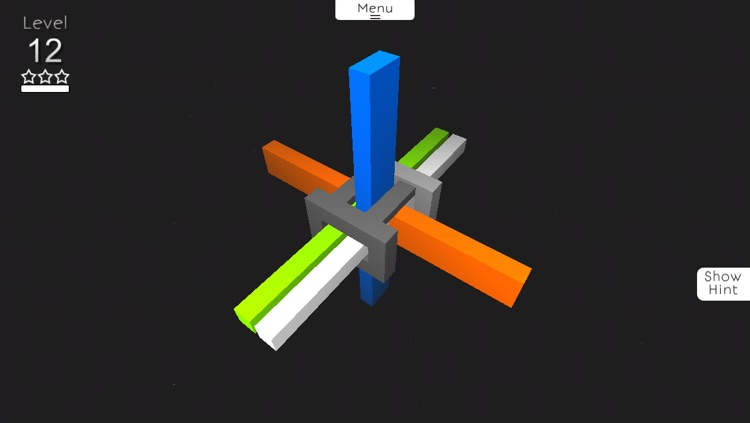 UnLink - The 3D Puzzle Game for iPhone screenshot-3