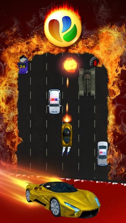 Gangsters vs. Cops Racing Game